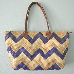 Linda Tote Bag (Natural)